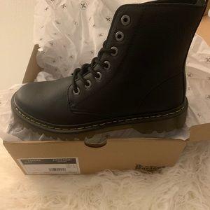 Dr. Martens Luana Black Boots